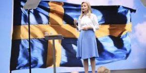 Heja Sverige och Friskis&Svettis!