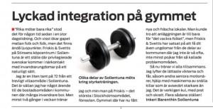 Integrationen i Sollentuna